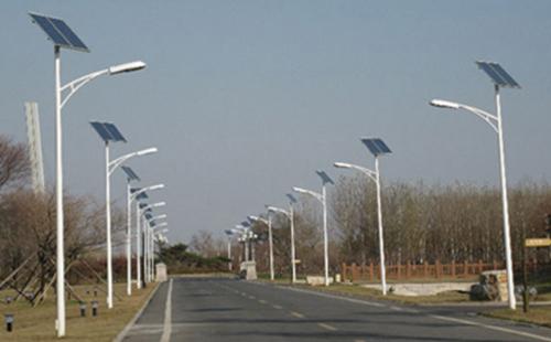 LED太阳能路灯厂家为您带来低碳照明生活